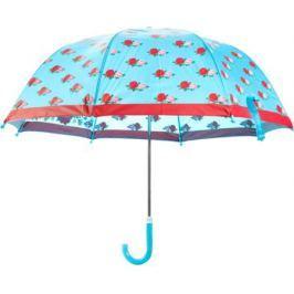 Зонт Mary Poppins «Rose Bunn» с окошком 46 см
