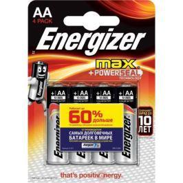 Батарейки Energizer Max E91 AA 4 шт.