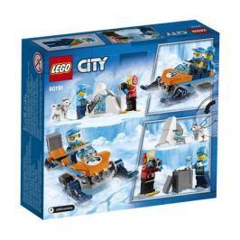 Конструктор LEGO City Arctic Expedition 60191 Полярные исследователи