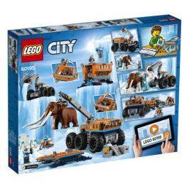 Конструктор LEGO City Arctic Expedition 60195 Передвижная арктическая база