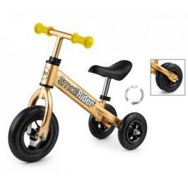 Беговел-каталка Small Rider «Jimmy» золотой