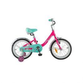 """Велосипед Novatrack Ancona 16"""" розовый"""