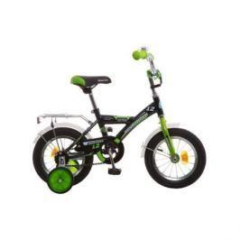 """Велосипед Novatrack Astra 12"""" черный"""