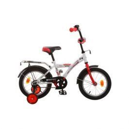 """Велосипед Novatrack Astra 14"""" белый"""