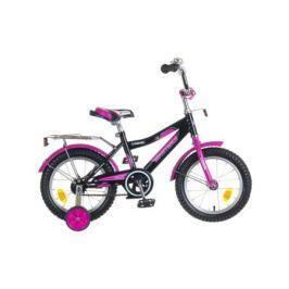 """Велосипед Novatrack Cosmic 14"""" черный"""