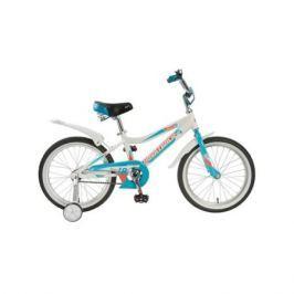 """Велосипед Novatrack Novara 18"""" белый"""
