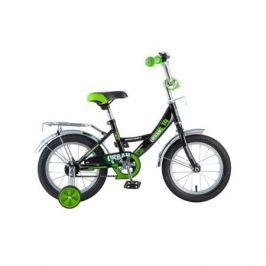 """Велосипед Novatrack Urban 14"""" чёрный"""