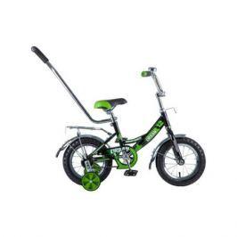 """Велосипед Novatrack Urban 12"""" чёрный"""