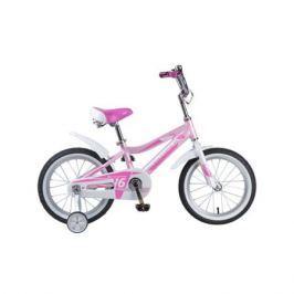 """Велосипед Novatrack Novara 16"""" розовый"""