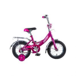 """Велосипед Novatrack Vector 12"""" фиолетовый"""