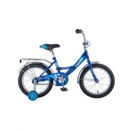 """Велосипед Novatrack Vector 16"""" синий"""