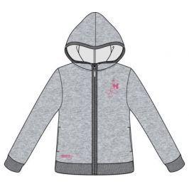 Куртка для девочки Barkito «База», серая