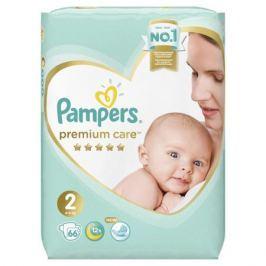 Подгузники Pampers Premium Care Mini 2 (4-8 кг) 66 шт.