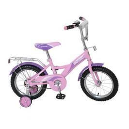 """Велосипед двухколесный Navigator «Basic 14""""» розовый"""