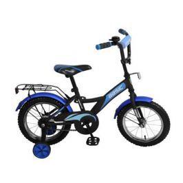 """Велосипед двухколесный Navigator «Basic 14""""» черно-синий"""