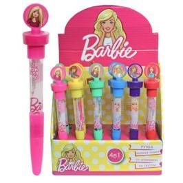 Мыльные пузыри 1Toy «Barbie» 5 мл в ассортименте
