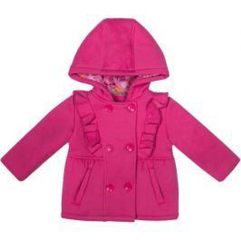 Пальто для девочки Barkito, розовое