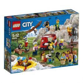 Конструктор LEGO City Town 60202 Любители активного отдыха