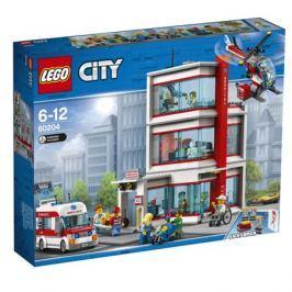 Конструктор LEGO City Town 60204 Городская больница LEGO City