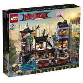 Конструктор LEGO Ninjago 70657 Порт Ниндзяго Сити