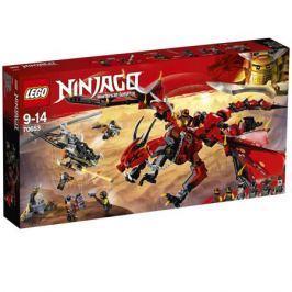 Конструктор LEGO Ninjago 70653 Первый страж