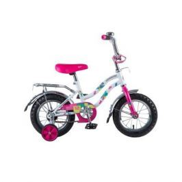 """Велосипед Novatrack Tetris 12"""" белый"""