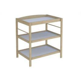 Пеленальный столик Polini «Simple 1080» натуральный