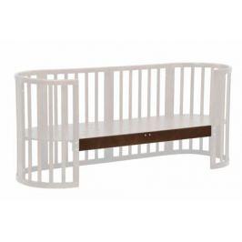 Опорная планка для кроватки Polini «Simple 910» дуб