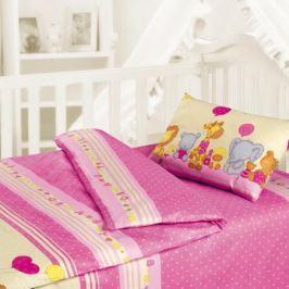 Комплект постельного белья Облачко «День Рождения» 3 предмета