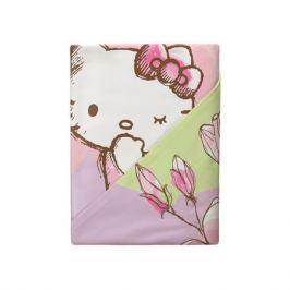 Комплект постельного белья Hello Kitty «Kiss» наволочка 50х70 см