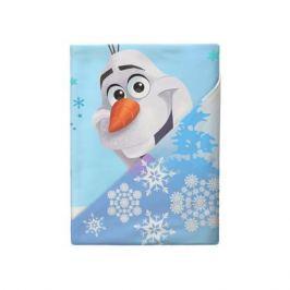 Комплект постельного белья Disney «Олаф» наволочка 70х70 см