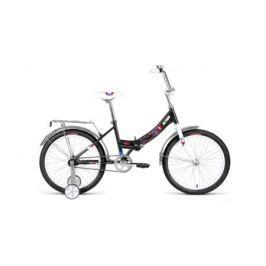 """Велосипед двухколесный Altair «Kids 20 Compact» 20"""" серый"""