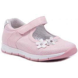 Туфли для девочки Barkito, розовые