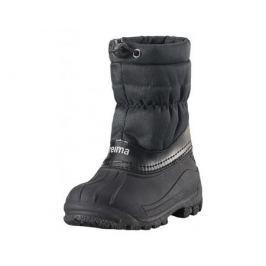 Ботинки для мальчика Reima, черные
