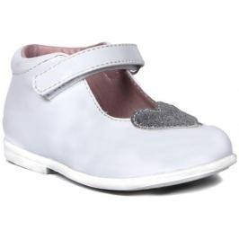 Туфли для девочки Barkito, белый