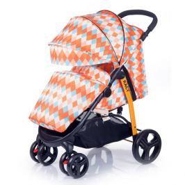 Коляска прогулочная Babyhit «Racy» Orange RhombUS