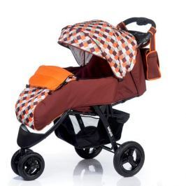 Коляска прогулочная Babyhit «Voyage Air» Brown Orange