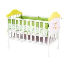 Кроватка Babyhit «Sleepy» металлическая Green