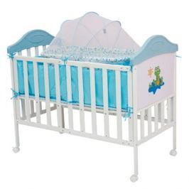 Кроватка Babyhit «Sleepy» Compact Blue