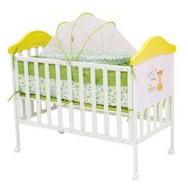 Кроватка Babyhit «Sleepy» Compact Green