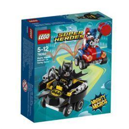 Конструктор LEGO Super Heroes 76092 Бэтмен против Харли Квин