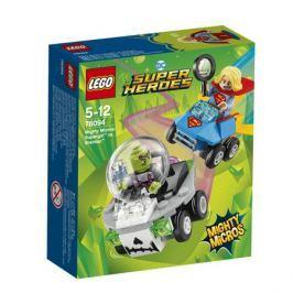 Конструктор LEGO Super Heroes 76094 Супергёрл против Брейниака