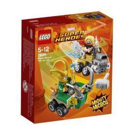 Конструктор LEGO Super Heroes 76091 Тор против Локи