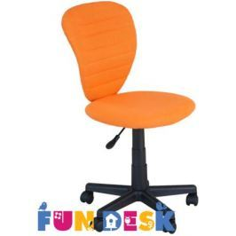 Детское компьютерное кресло FunDesk LST2 Orange