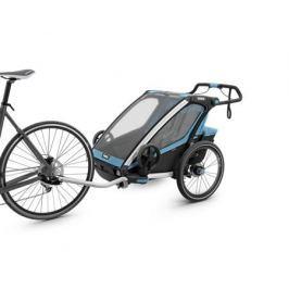 Коляска мультиспортивная (велоприцеп) Thule «Chariot Sport-2» голубой