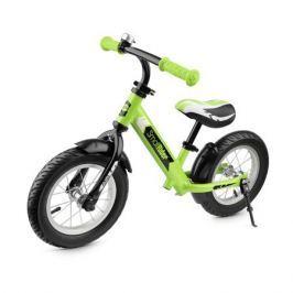 Беговел Small Rider «Roadster 2 Air» с надувными колесами зеленый