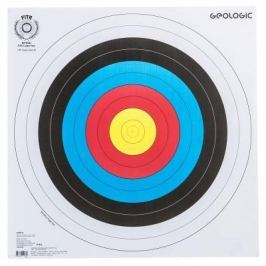 Мишень Для Стрельбы Из Лука 40x40 См