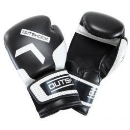 Боксерские Перчатки 300 Черные, Тренировочные Муж., Жен. Для Начинающих