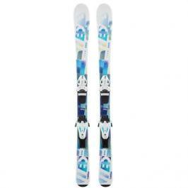 Горные Лыжи Для Трассового Катания Team 300, Детские, Синий Цвет