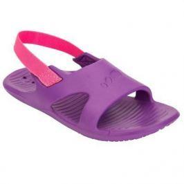 Шлепанцы Для Бассейна Для Девочек Фиолетово-розовые